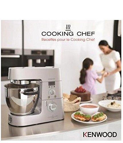 Libro De Cocina Kenwood Con Recetas Para El Cooking Chef