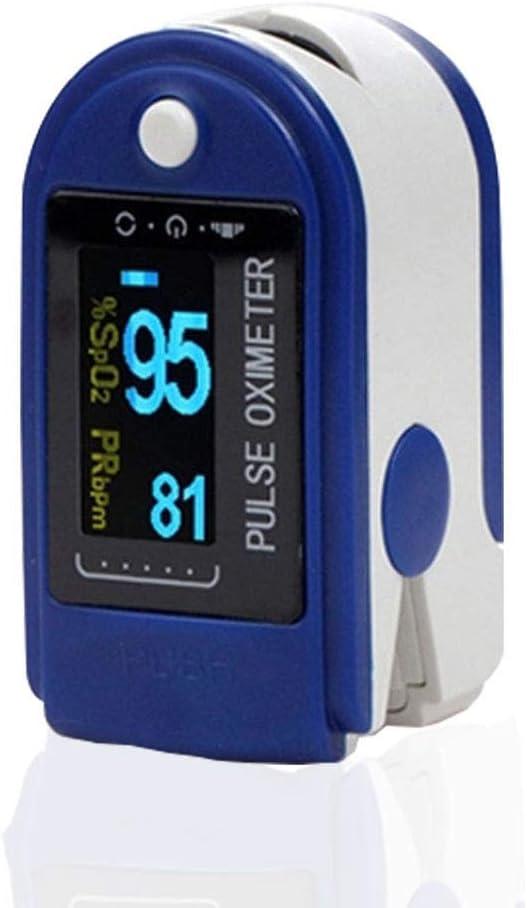 SJZV Oxímetro Portátil del Pulso del Dedo Hogar Usado para La Medición del Latido del Corazón