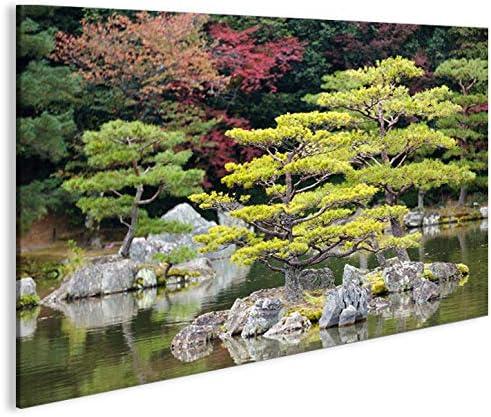 islandburner De Imágenes sobre Lienzo Jardín Japonés V2 1p XXL Póster Lienzo Cuadro de decoración salón Marca: Amazon.es: Hogar