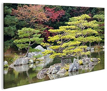 islandburner Images sur Toile Jardin Japonais V2 1p Poster ...