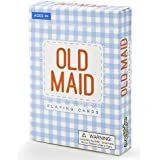 Old Maid Illustrated Card Game by Imagination Generation