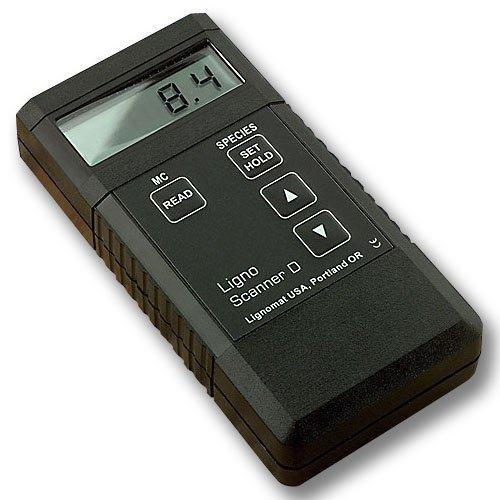 Ligno Scanner D Moisture Meter Lignomat Moisture Meter