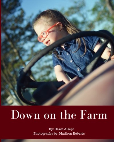 A beautiful story highlighting a sunny day visit to the farm. The reader is invited into a whimsical tale with animals and children enjoying their adventures. What makes this story unique, however, is that each of the children photographed in the boo...