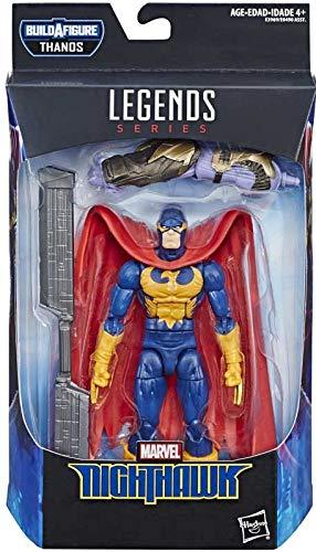 collector Avengers Legends Series - Nighthawk - Build
