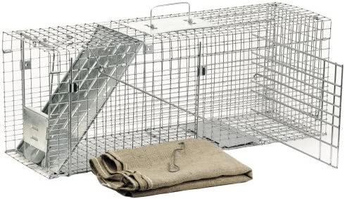 Havahart 1099 Feral Stray Cat Rescue Kit 51Mfc-R7GNL