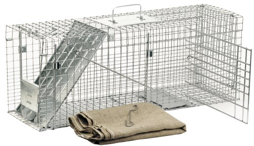 Live Trap Animal Havahart - Havahart 1099 Feral Stray Cat Rescue Kit