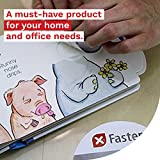 XFasten Double Sided Tape, Removable, 1-Inch by
