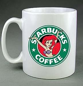 Amazon Com Starbucks Coffee Ariel Little Mermaid Coffee