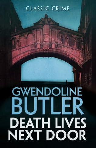 book cover of Death Lives Next Door