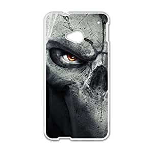 Skull Phone Case for HTC One M7 case