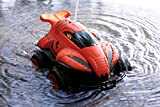 Kid Galaxy Amphibious RC Truck Mega Morphibians Lobster. Remote Control Toy, Kids Ages 3 and Up, 27 MHz