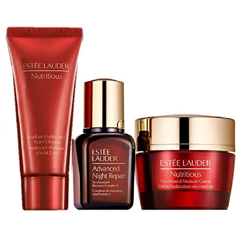 Estee Lauder Nutritious Daily Essentials Limited Travel Set