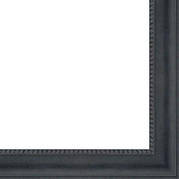 Amazoncom 30x36 30 X 36 Black Castle Solid Wood Frame With Uv
