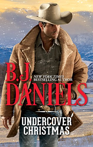 book cover of undercover christmas - Undercover Christmas