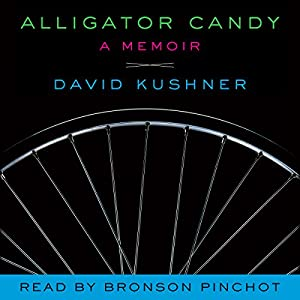 Alligator Candy Audiobook