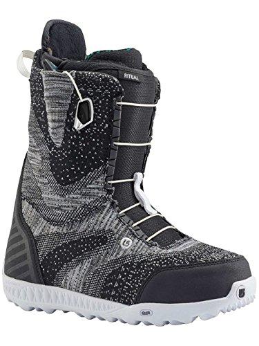 - Burton Women's Ritual LTD Snowboard Boots Black/Multi Size 7