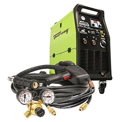 Forney 334 242 Dual Mig Welder 230v 240 Amp W Spool Gun