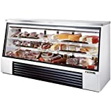 True 3-Sliding Door 2-Shelf Single-Duty 32 Cu Ft Deli Case