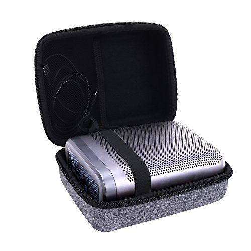 Hard Carrying Case for B&O Beoplay P6 Bluetooth Speakers by Aenllosi (Gray)