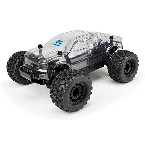 1/10 Pro-MT 4WD Monster Truck Pre-Built Roller