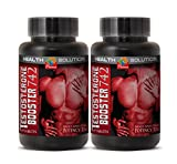 Sarsaparilla root - TESTOSTERONE BOOSTER 742MG - boost energy levels (2 Bottles)