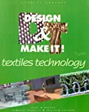 Design and Make It!, Alex McArthur and Carolyn Etchells, 0748724710