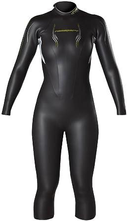 NeoSport Wetsuits de Las Mujeres 5/3 Traje de triatlón Completo ...
