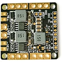BangBang CC3D NAZE32 F3 Power Distribution Board PDB With Filter BEC Output 5V 12V 3A for QAV250