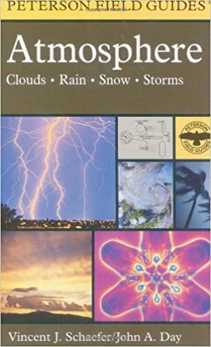 Book Field Guide to Atmosphere (Peterson Field Guides) by Vincent J. Schaefer (1998-11-01)