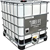 #LubeLife Water Based Personal Lubricant, 275 Gallon Sex Lube for Men, Women and Couples (Free of Parabens, Glycerin, Silicone and Oil)
