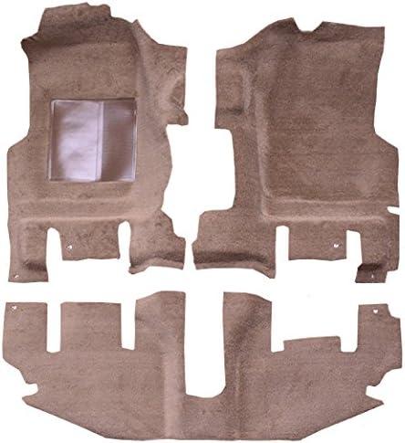 Cutpile Factory Fit ACC 2000-2006 Chevy Suburban 1500 Carpet Replacement Passenger Area Fits: 4DR