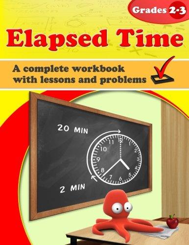 Elapsed Time Workbook: Maria Miller: 9781523233663: Amazon.com: Books