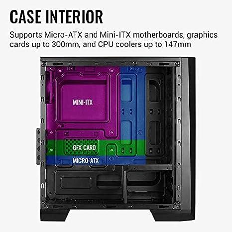 Aerocool Cylon Mini Matx Rgb Pc Spieletasche Computer Zubehör