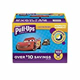 Health & Personal Care : Branded Pull-Ups Learning Designs Training Pants for Boys, Size 4T-5T, 102 ct. (diapers - Wholesale Price (Bulk Qty at Whoesale Price, Genuine & Soft Baby diaper)