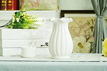1 Stuck Keramik Blumenhalter Jardiniere Home Decoration Vase