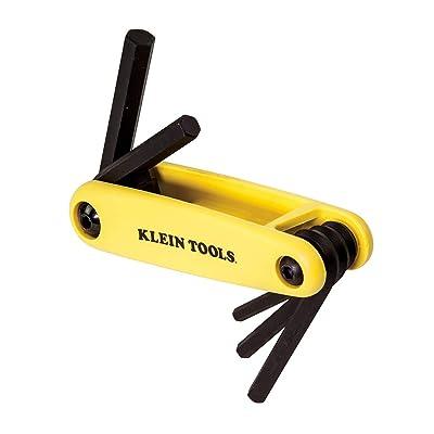 Klein Tools 70570 Grip-It Five Key Hex Set - Inch - Klein Allen Wrench Set - .com