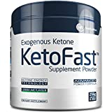 Exogenous Ketones Supplement for Ketogenic Diet with BHB Salts and Electrolytes to Support Ketosis, Energy & Focus - Keto Powder, Lemon Lime - 256 Grams