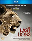 The Last Lions [Blu-ray]