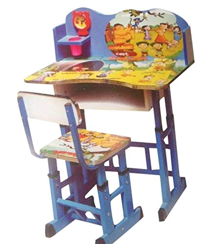 50322da78c1 Baby Station Study Table and Chair Set for Kids - Computer Table and Chair  Set
