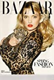 Harper's Bazaar Magazine (January 2011) Lily Donaldson. Spring Fashion Preview, Julianna Marguiles, Jerry Hall, The Fight Against Fakes Online...more