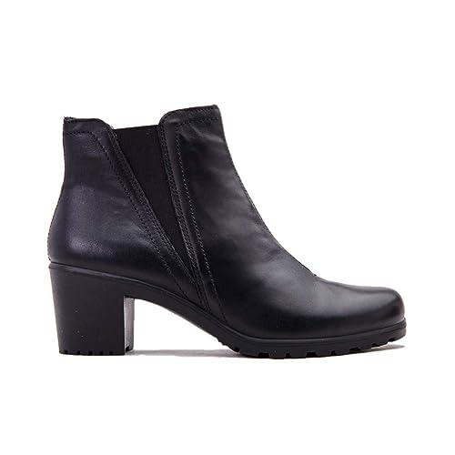 hot sale online 81295 c4fa8 ENVAL Soft 22523, Stivaletti Donna, Nero (37 EU)