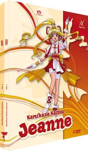 Kamikaze Kaitou Jeanne, 2 DVDs. Vol.1-2