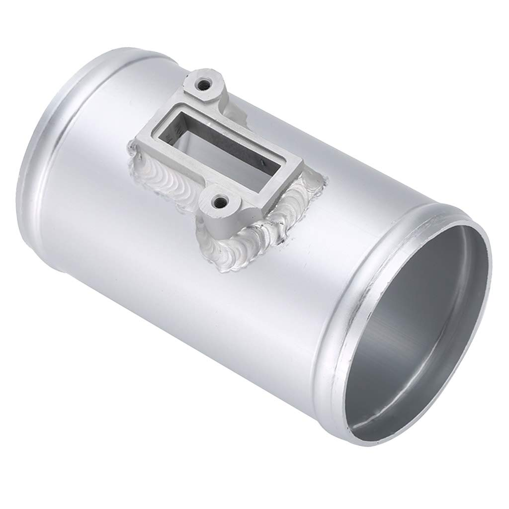 Aluminium Alloy Air Flow Sensor Adapter Meter Base 70mm 2.75 for Honda Civic Volkswage Ford