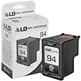 LD © Remanufactured Replacement Ink Cartridge for Hewlett Packard C8765WN (HP 94) Black