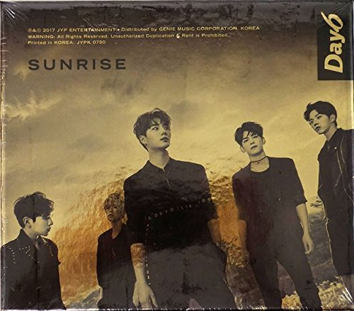 CD : Day6 - Vol 1 (Sunrise) (Asia - Import)
