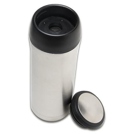Travel 13 OzBy Joemo Coffee Mug HighwaveSilver Original 0mOv8nNwy