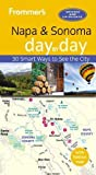 Frommer's Napa and Sonoma day by day