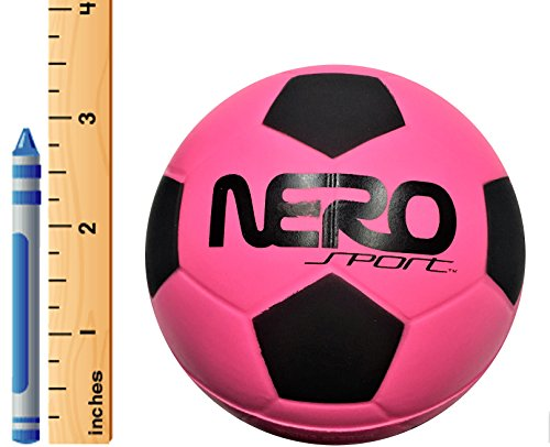 Nero Sports High Bounce Rubber Toy Ball 3.5