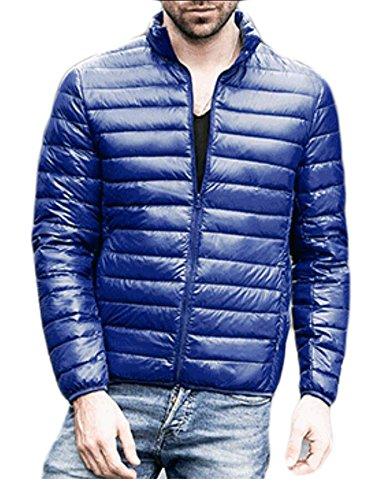 Gli Outwear S W M Cappotto Packable amp; Giù Spessore amp; 1 Puffer Inverno Uomini Collor Leggero Basamento O5qxCwB7