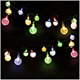 Mr.Twinklelight 30 LED 4.5M Waterproof Festival Lights LED Solar Lights celebrate Wedding/Birthday/Christmas Party colourful solar string l